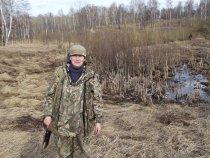 Утка узнав об открытии охоты на 3 дня,решила задержаться на неделю.:-)