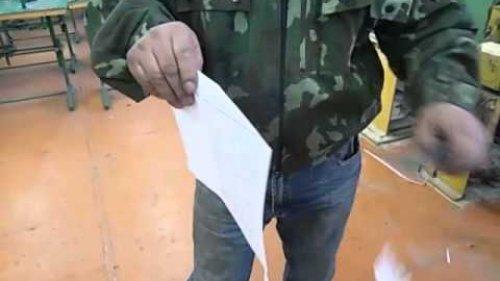Тест якутского ножа