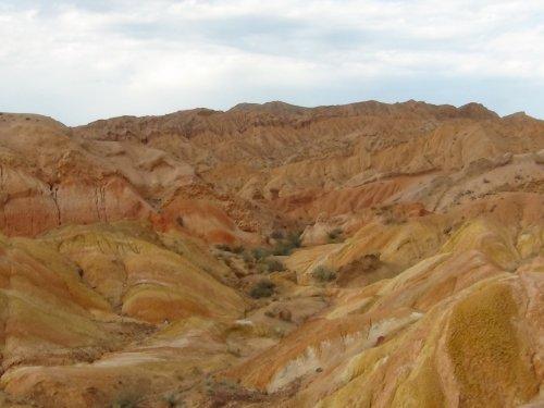 Киргизия. Каньон-Сказка