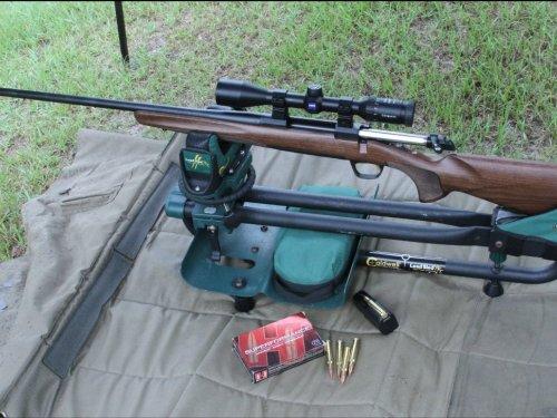 Browning X-Bolt в калибре 308