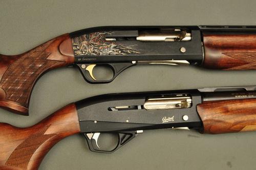 Ружье МР-155 - первое впечатление