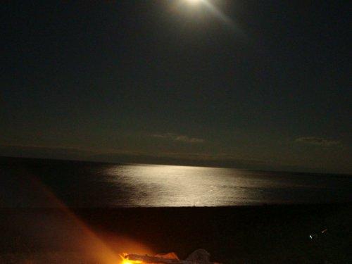 Красота сибири - озеро Байкал.