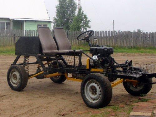 Автомомиль по грибы