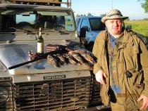Открытие осенней охоты 2010 г.