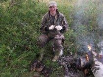 Открытие охоты 2015 прошло удачно.