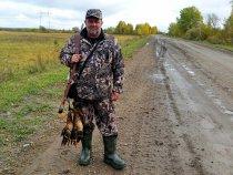 Есть маленько утки в Сибири.