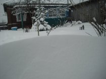 Два дня до открытия на зайцев и на тебе снега!
