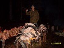 Самое трудное в охоте!!!!!