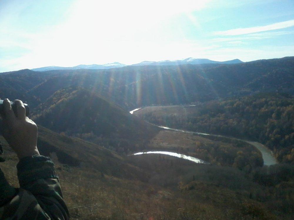 Красота Алтайских гор