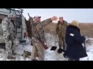 Охота как она есть. ржака)