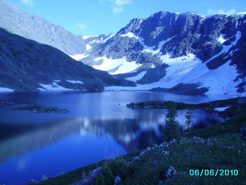Алтай, Чемал