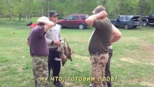 Особенности национального плова из фазана