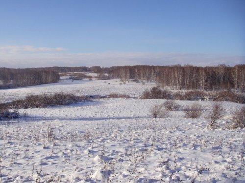 природа Сибири - словами не передать