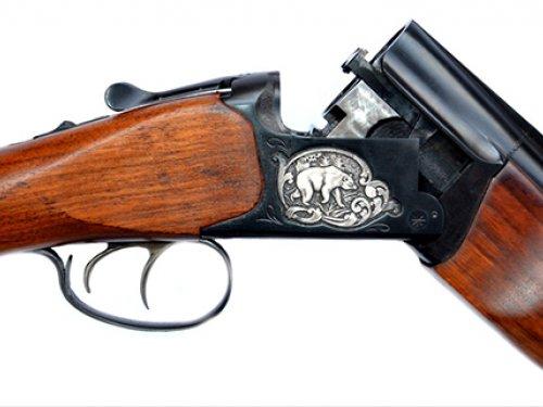 Двуствольное охотничье ружье МР-27 (ИЖ-27)