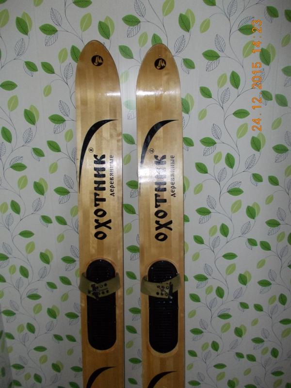 новые лыжи