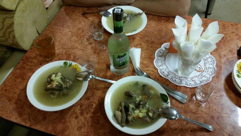 суп из Косача