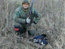 Два косача с одного выстрела)))