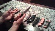 Фолдеры. Складные охотничьи ножи