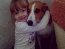 Любовь к собачкам с рождения