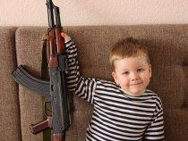 Сынок 4 года
