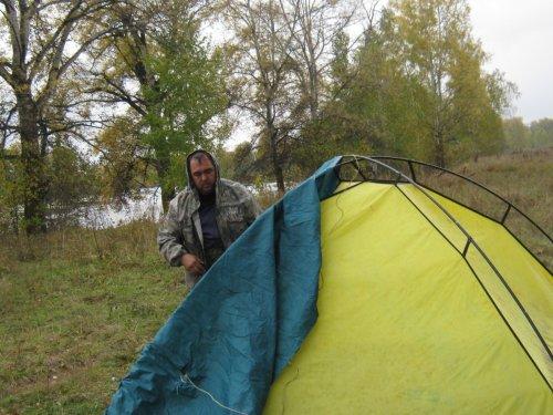 Про палатки, продолжение