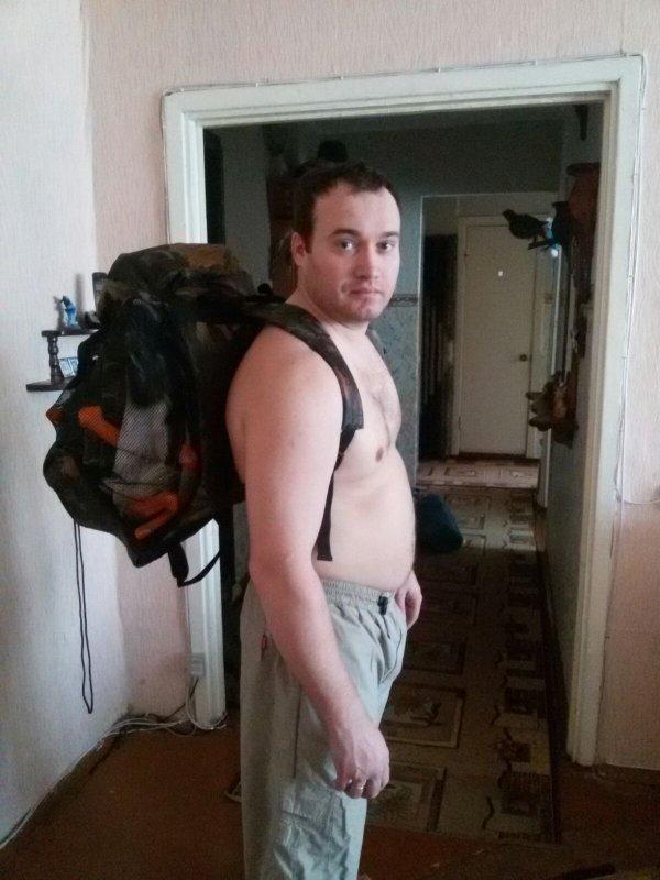 рюкзак для переноски!