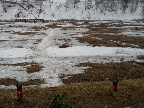 Поездка на семинар по снайпингу г. Новокузнецк