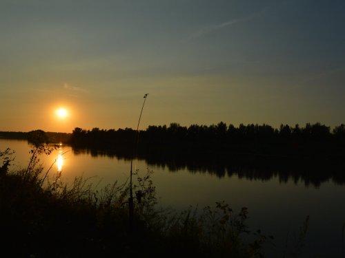 Закат на Тихом Дону