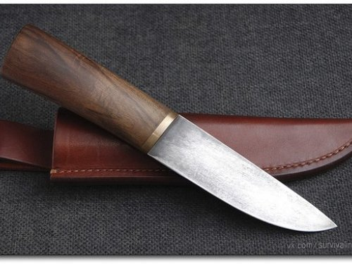 Правильная заточка ножей. Продолжение