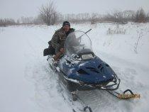 Охота зима 2014
