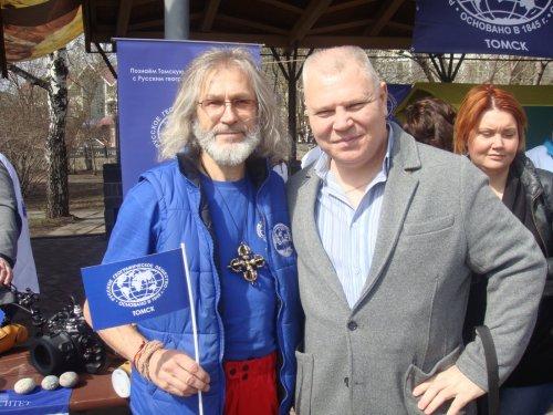 С Евгением Ковалевским