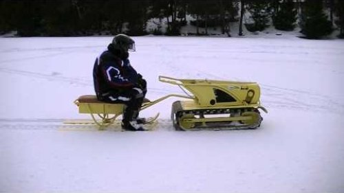 John's Vintage Snowmobile Collection - Reckless Outdoors