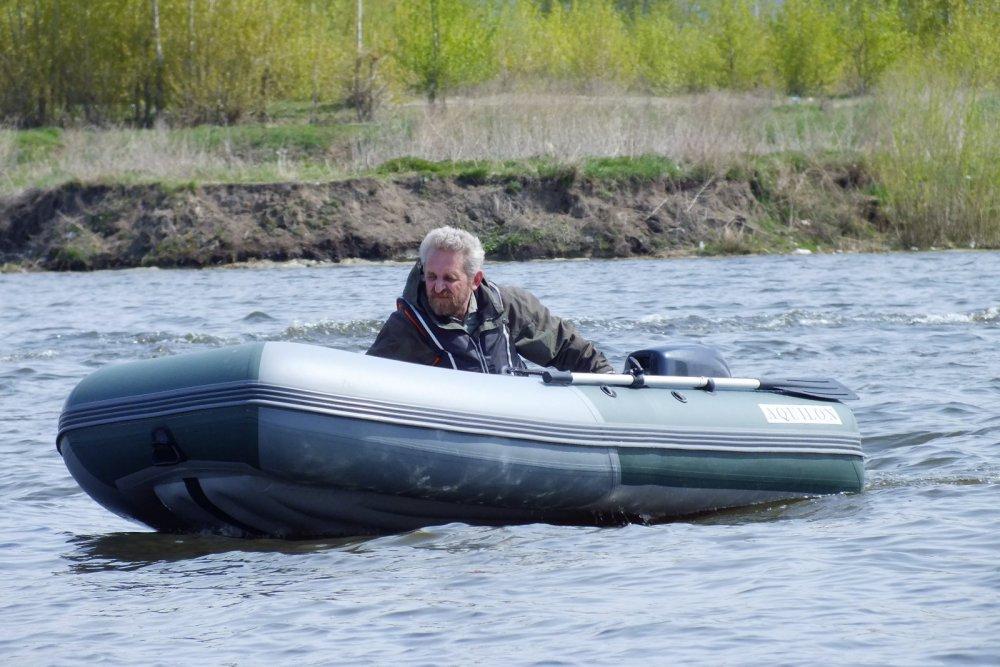 Надувная моторная лодка Аквилон СВ-300