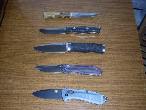 Обзор. Ножей.