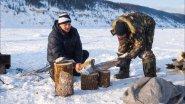 Якутская рыбалка. Часть 2