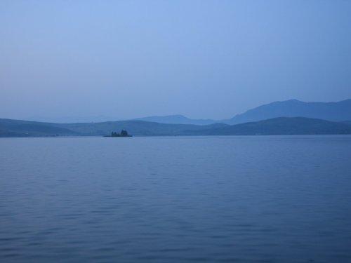 Алтай, озеро Белое