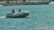 Тест-драйв новинки- надувной лодки Аквилон СВ360 Comfort - 2 чел!