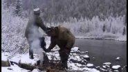 Осенняя рыбалка на хариуса в Сибири!