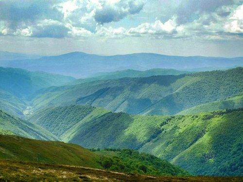 Горы всегда красивы