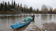 Рыбалка на Амыле. Рыбаки Сибири. Из цикла |Реки России|