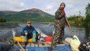 Пока река кормит. Рыбалка на Енисее. Из цикла |Реки России|