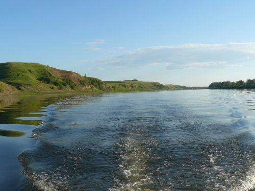 Башкирия, река Белая