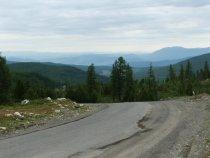 Дорога в Улаган