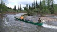 Счастье рыболова. Сердитая река.