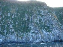Остров Старичков вблизи Тихокеанского побережья Камчатки