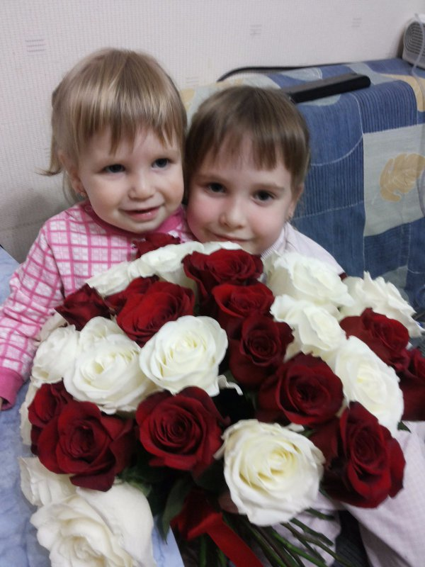 Мои сибирские красавицы!!!