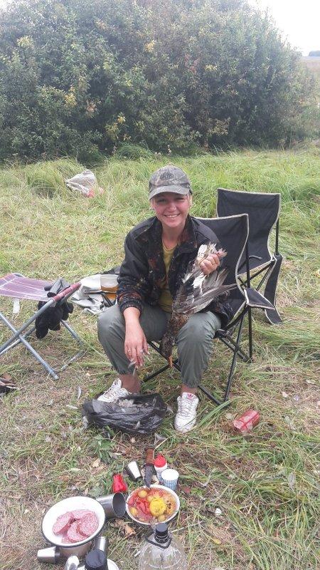 Настоящая жена охотника