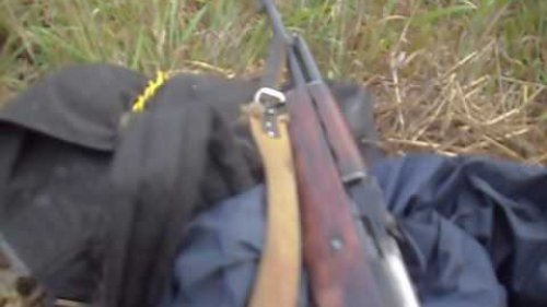 Стрельба из СКС на сотку