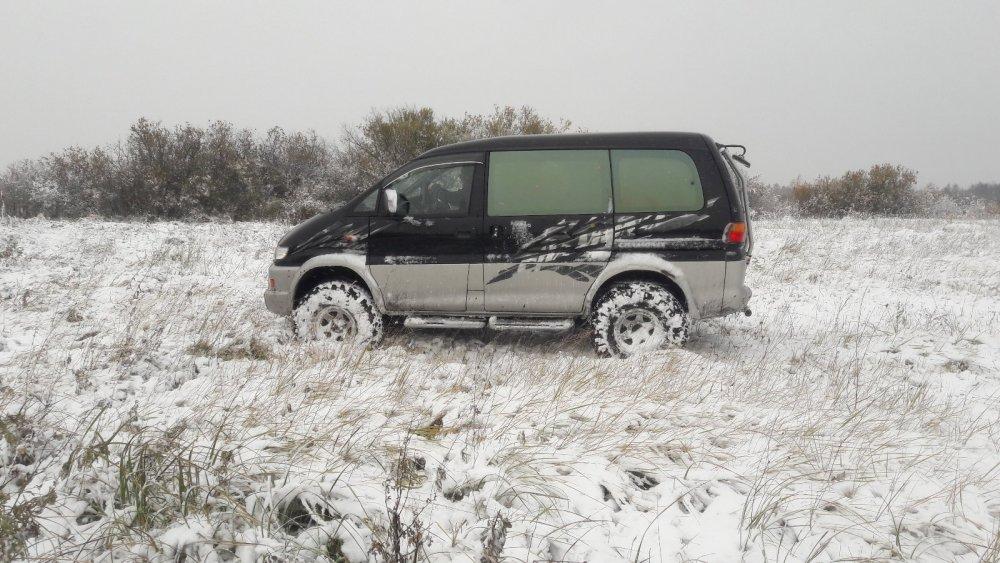 Снег! Первый Снег!