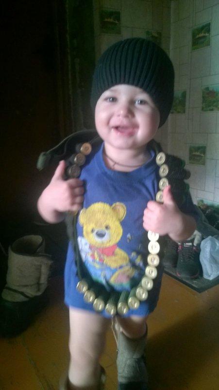 верный оруженосец)))